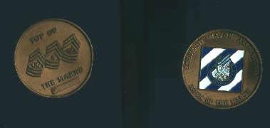 Medal of Sergant Major Association, Marines