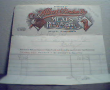 Albert Brahm Meats with Turkey and Bull Ill