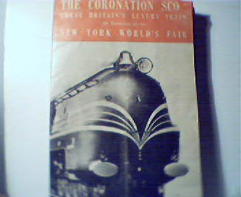 Coronation Scot Great Britains Luxury Train!