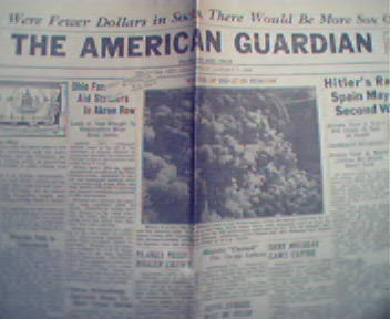 American Guardian-1/8/36 Hitler May Bring Second WW!