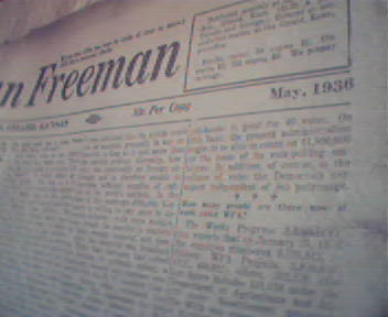 American Freeman-5/36-Fords Sales, Why Third Reich?