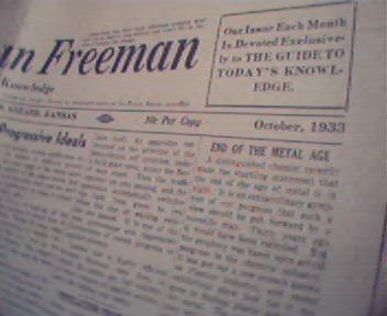 American Freeman- 10/33  Sex Science,Mars Life,More!