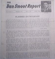 The Dan Smoot Report 6/3/1963 Planned Dictatorship