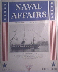 Naval Affairs Magazine July 1938
