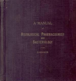 Historological Pharmacognsy & Bacteriology