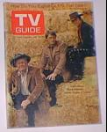 "1969 TV Guide cast of ""Lancer"" on cover"